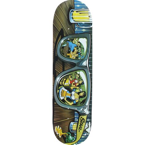 Blind Skateboards Sewa Kroetkov Resin 7 Shades Skateboard