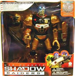 La Guerre des Planètes - Shadow Raiders - Graveheart ...
