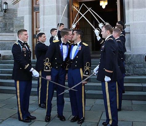 gay army helicopter pilots  married  west point
