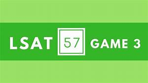 Official Lsat Preptest 57