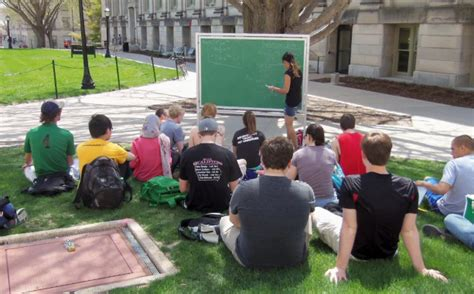 board  regents approves funds  outdoor lecture halls