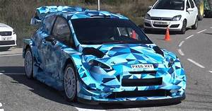 Ford Fiesta Rs 2017 : 2017 ford fiesta dons wrc suit over next gen body ~ Medecine-chirurgie-esthetiques.com Avis de Voitures