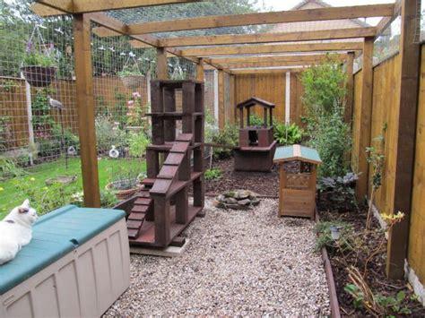 25+ Best Ideas About Outdoor Cat Enclosure On Pinterest