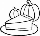 Pie Pumpkin Coloring Pages Drawing Cutie Template Apple Drawings Printable Getcolorings Print Sketch Paintingvalley sketch template