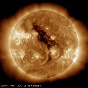 Coronal Hole on the Sun | NASA