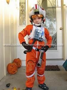 Coolest Homemade Luke Skywalker Pilot Costume | Homemade ...
