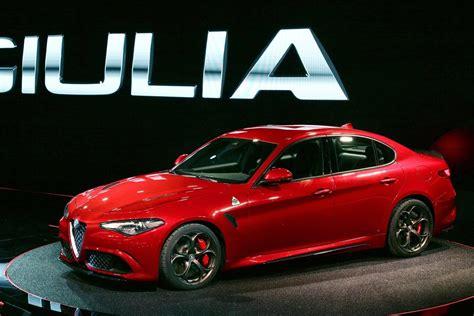 Alfa Romeo Giulia 2018 2017 2018 Best Cars Reviews