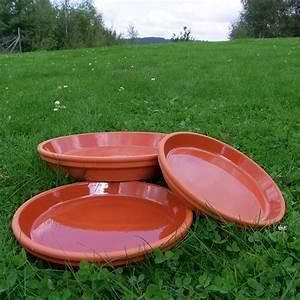 Blumentopf Untersetzer 70 Cm : blumentopf untersetzer innendurchmesser 12 cm terracotta rot glasiert 8451 terracotta ~ Orissabook.com Haus und Dekorationen