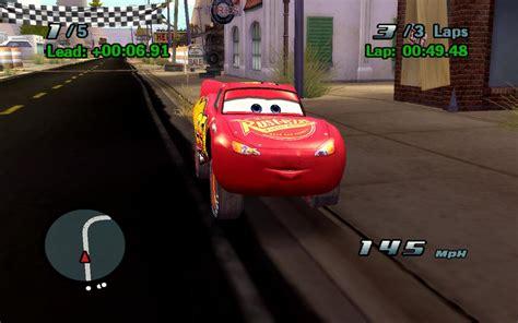 Disney/pixar Cars Download (2006 Simulation Game