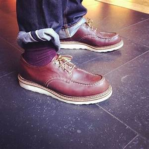 Red Wing Shoes France : we love to see the moc oxford like this available at our webstore redwing redwings ~ Melissatoandfro.com Idées de Décoration