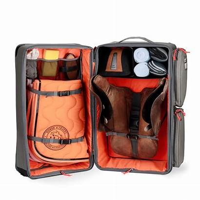 Travel Bag Horse Saddle Tack Bombers Trunk