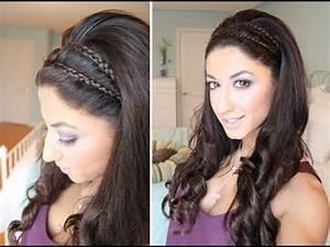 Greek Goddess Inspired Spring Hair - YouTube