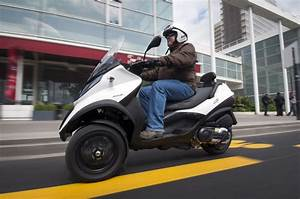 Permis Scooter 500 : tous les tricycles du groupe piaggio pour les titulaires du permis b photo 5 l 39 argus ~ Medecine-chirurgie-esthetiques.com Avis de Voitures