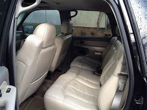 2001 Chevrolet Tahoe - Interior Pictures