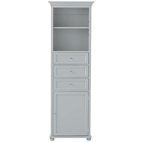 bathroom storage cabinets with drawers bathroom linen storage cabinet 675 x 22 in 2 shelves 3 11719