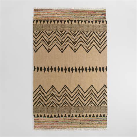 world market jute rug 5 x8 woven jute satya area rug world market