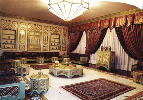decoration des maisons marocaine salon marocain traditionnel pour une d 233 coration de luxe