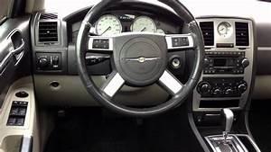 2007 Chrysler 300 Srt8 300c Hemi V8 Black Moon Roof 48k