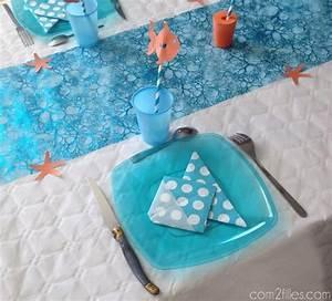 Comment Plier Un Tacos : pliage de serviette de table en papier en forme de poisson ~ Nature-et-papiers.com Idées de Décoration