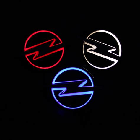 Opel Corsa D Led Len by Opel Astra Badge Promotion Achetez Des Opel Astra Badge