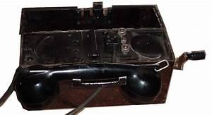 German Field Phone
