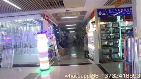 Yiwu Market Electrical Products Agent Jackie