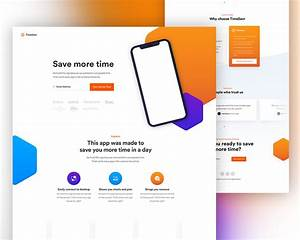 free mobile app landing page template psd download With free mobile site template download