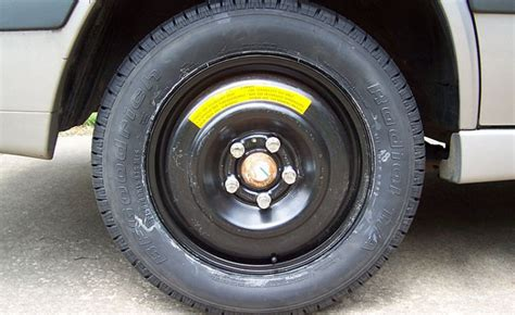 how far can you drive on a spare tire 187 autoguide news