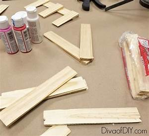 diy wooden letters for a reclaimed wood love sign diva With making wooden letters