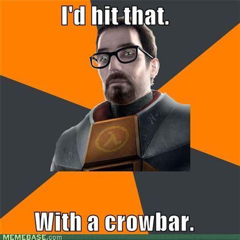 Half Life Memes - gordon freeman know your meme