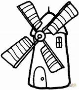 Windmill Coloring Drawing Printable Farm Dutch Clipart Structures Wind Train Coloringpages101 Bridge Preschool Surfnetkids Google Sketch Supercoloring Let Windmills Colouring sketch template