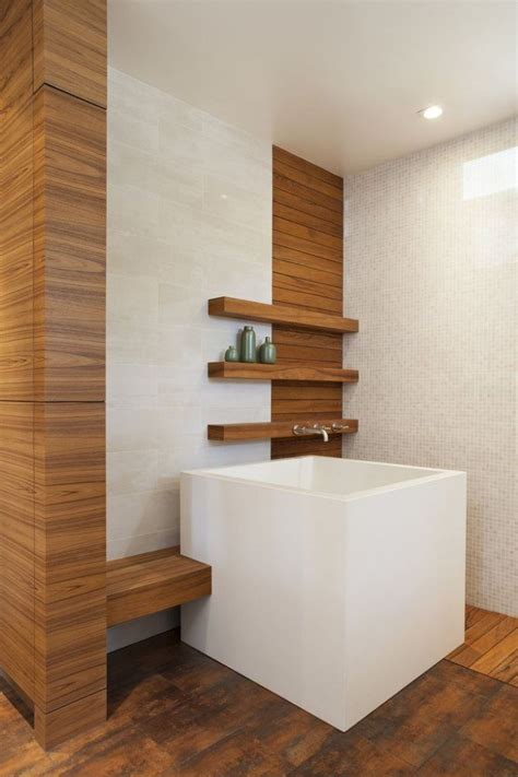 Kleines Quadratisches Badezimmer by Quadratische Keramik Ofuro Badewanne F 252 R Das Moderne Bad