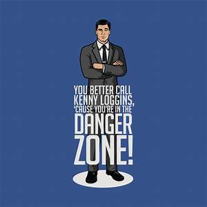 Archer - Cause You're in the Danger Zone! - Sterling ...