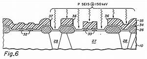 patent ep0519592a2 self aligned planar monolithic With integrated circuit manufacturing steps in sequence kids