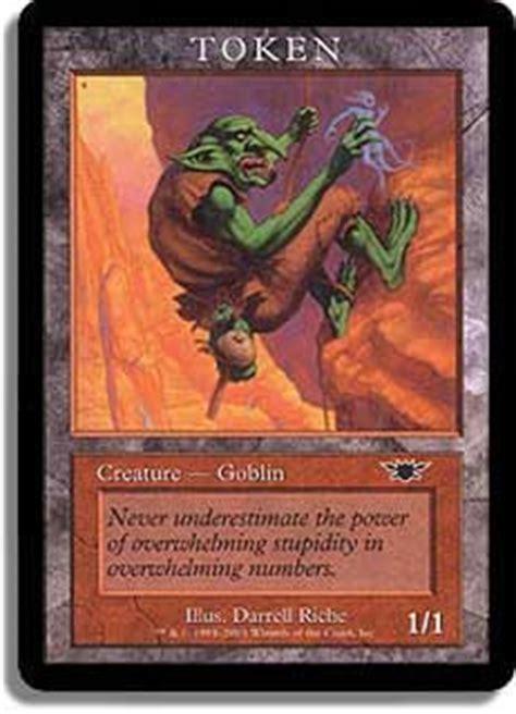 goblin token legions