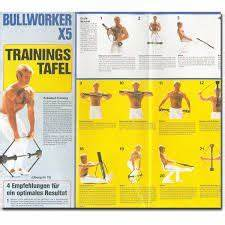 Bullworker 2 Exercise Chart 48 Best Bullworker Images On Pinterest Exercise