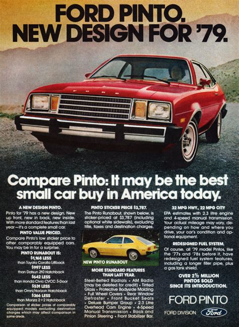 Economy-Car Madness! 10 Classic Ads Featuring Affordable ...