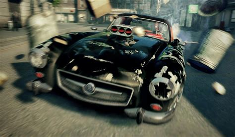 First Mafia Ii Dlc Exclusive To Ps3