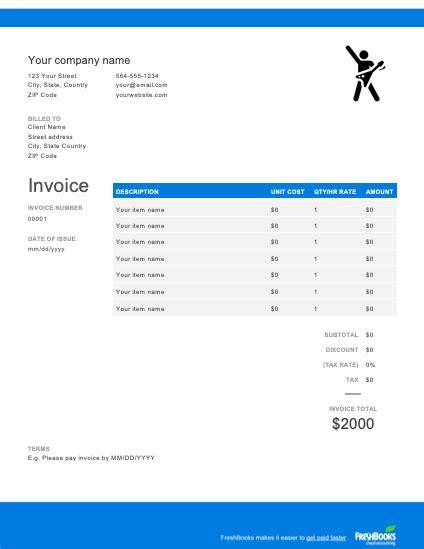 musician invoice template   send  minutes