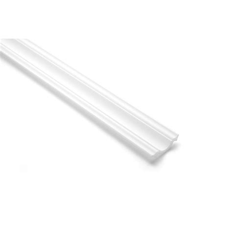 moulure de plafond d101 polystyr 232 ne extrud 233 8 x 200 cm leroy merlin