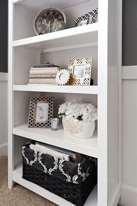 Decorating With Bookcases by Studio 7 Interior Design How To Stage A Bookcase House