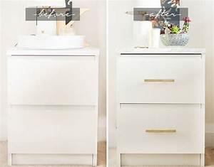 Ikea Möbel Individualisieren : ikea malm end table diy ikea hacks pinterest ikea m bel hacks wohnung dekoration und ikea diy ~ Watch28wear.com Haus und Dekorationen