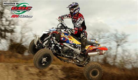 atv motocross shift racing 39 s john natalie ama atv motocross pro atv