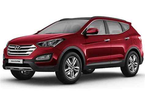 Hyundai Santa Fe Price, Images, Reviews, Mileage