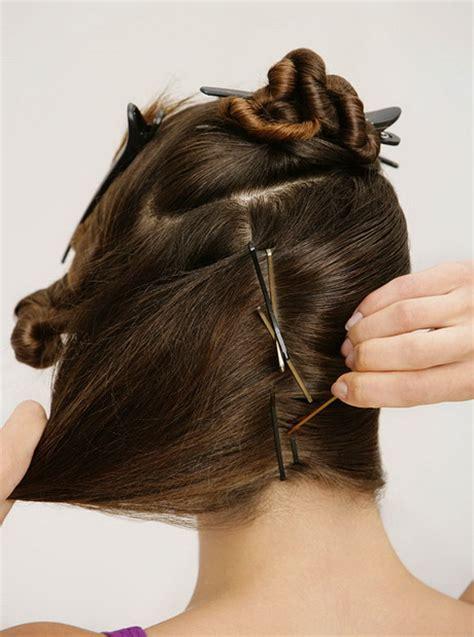 hochsteckfrisur kurze haare anleitung hochsteckfrisuren lange haare anleitung