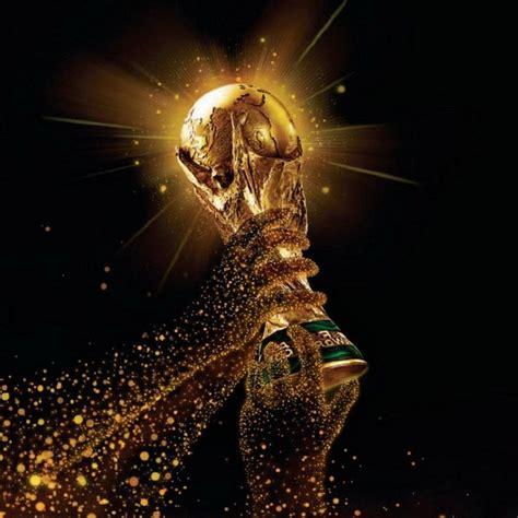 Fifa World Cup Trophy #ipad #wallpaper