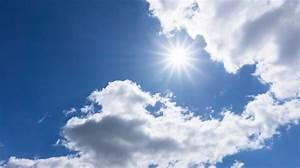 Sunny sky - Sky Backgrounds - Texturify - Free textures