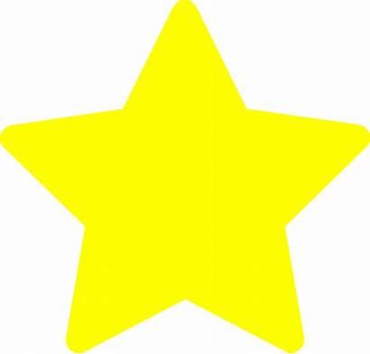 Star Yellow Lemon Clip Clker Sewer Clipart