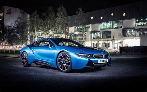 2015 Bmw I8 Uk Wallpaper
