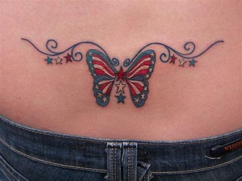 amazing patriotic  july tattoo ideas  women
